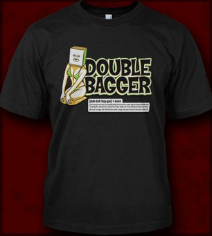 DOUBLE BAGGER