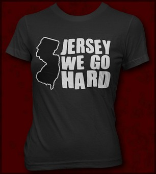 JERSEY WE GO HARD