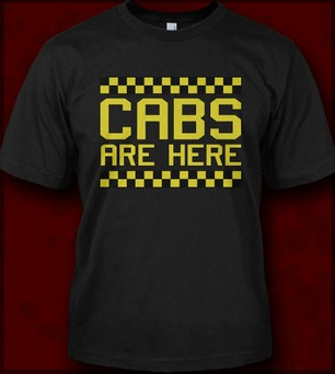 CABS ARE HERE