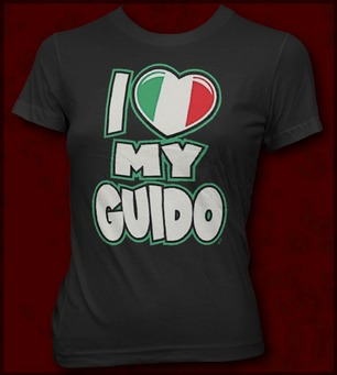 I HEART MY GUIDO JERSEY SHORE